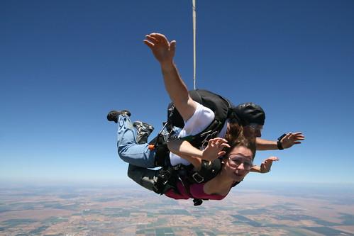 Roisin - Skydive July 2008