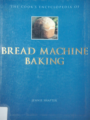 baking bread book