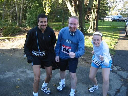 Jenn's First Marathon