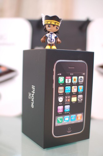 iPhone3G and Paiwan