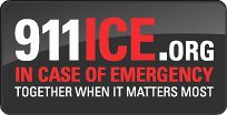911ice.org logo by you.