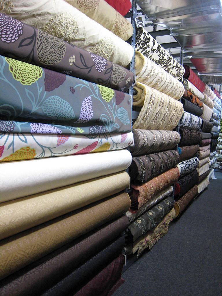Home decor fabric at Mood