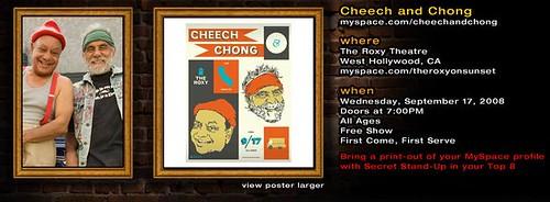 Cheech and Chong 9/17