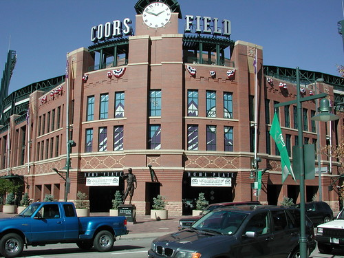 Coors Field by cliff1066™.