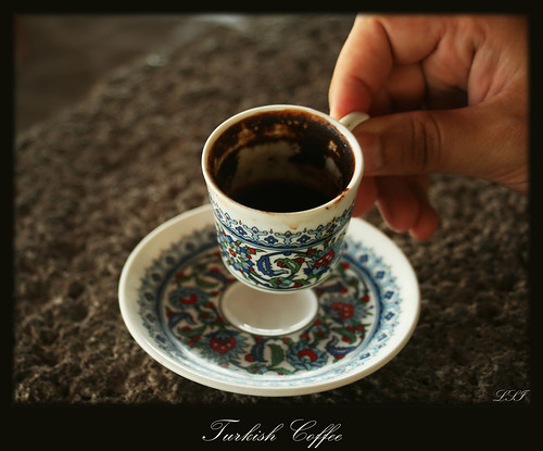 A Sip of Turkish Coffee / Kuzeytac