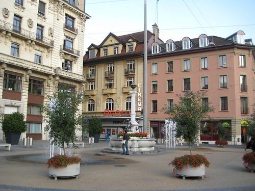St Gallen Neuschatel Biel