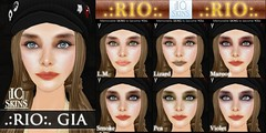 IC-Skins Rio Gia Neutral