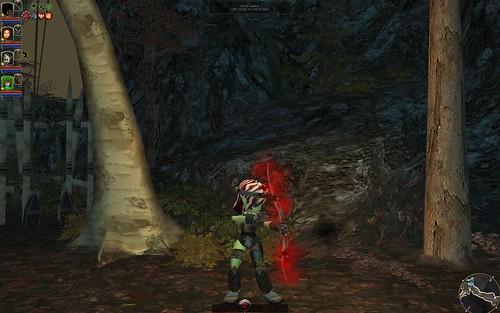 Explorer Armour, Demonstring (cm)