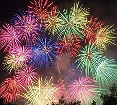 pink, blue, yellow and green (EpicFireworks) Tags: fireworks bonfire pyro bang 13g loud barrage pyrotechnics sib epicfireworks