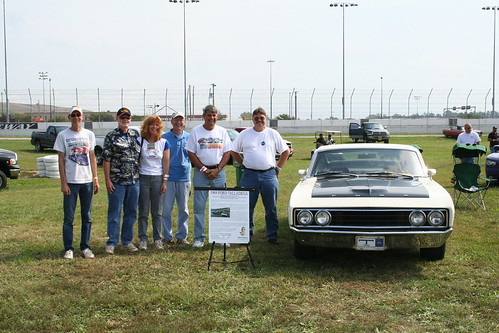 Ford Talladega the first one. Technorati Tags: Aero Car Reunion, coverage,