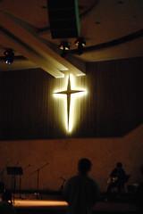 Illumination (Andrew I. Chang Photography) Tags: light love lens peace christ cross bright illumination save christian kit 1855mm dx  d40