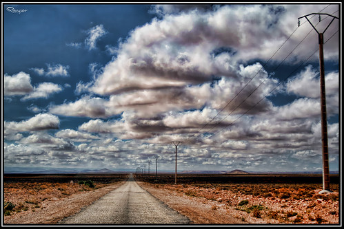 Morocco - The infinite road
