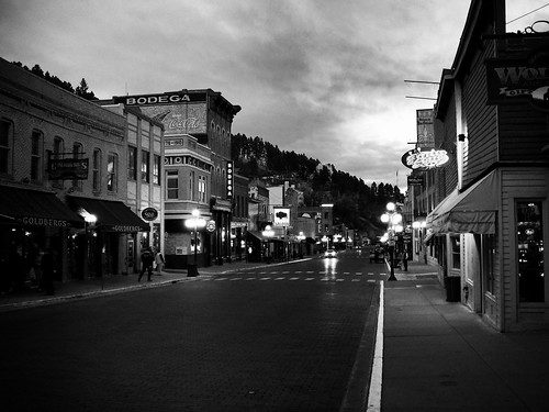 Main Street, Deadwood, South Dakota