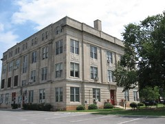 Cotton County Courthouse
