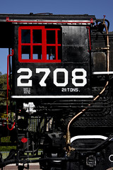 Pude hasta con Pancho Villa (Ricardo Navarro (Doc)) Tags: railroad train tren greatshot locomotive aguascalientes locomotora ferrocarril colorphotoaward