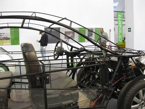 l'auto del futura dal 1950