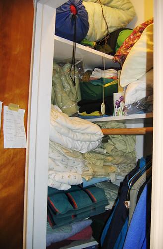 closet side