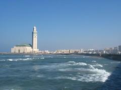 Hassan II Mosque (i'mjustsayin) Tags: mosque morocco casablanca hassanii hassan2