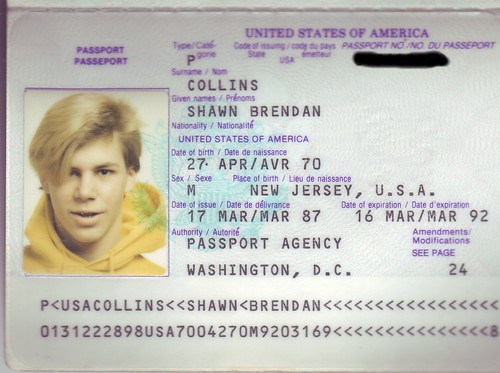 Passport to 1987