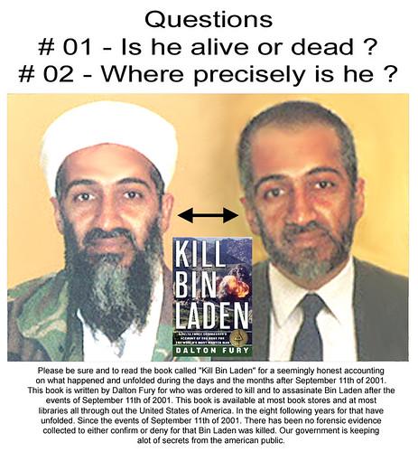 Usama Bin Laden Is Dead. Osama bin Laden Wanted Dead or