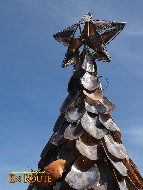 An Organic Xmas Tree