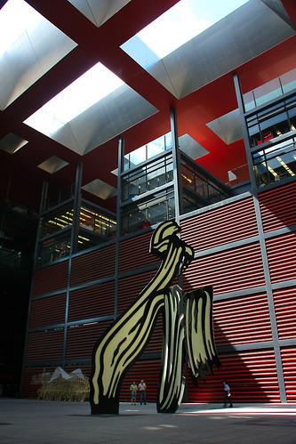 LichtensteinSculpture_MNCARS