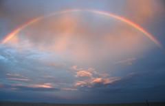 Rainbow at Vilanculos