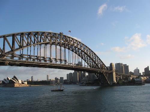 Bridge View (from Ferris Wheel)