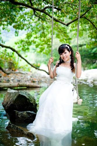 美麗的婚紗照011