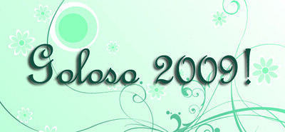 Goloso 2009