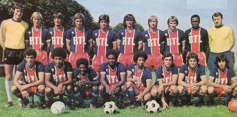paris sg 1976-77