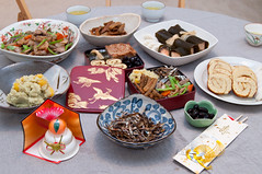 Japanese New Year Food (Osechi Ryori)