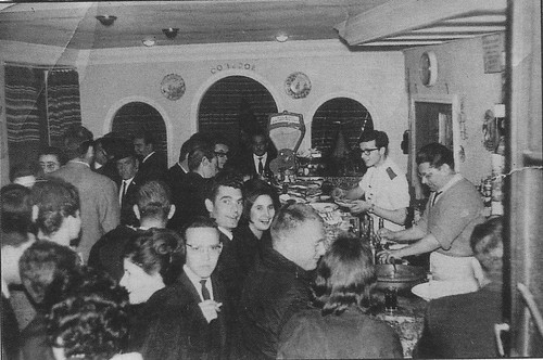 Bar Ludeña de Toledo a mediados del siglo XX