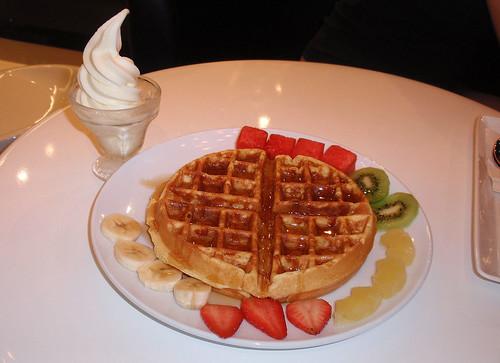 Froyoo Waffle