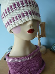 Leftovers Hat and Cowl