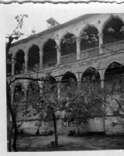 Convento de Santo Domingo el Real de Toledo.  Patio del Moral