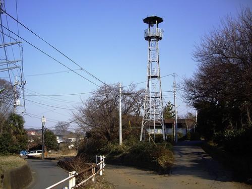 中里の火の見櫓(清瀬市)