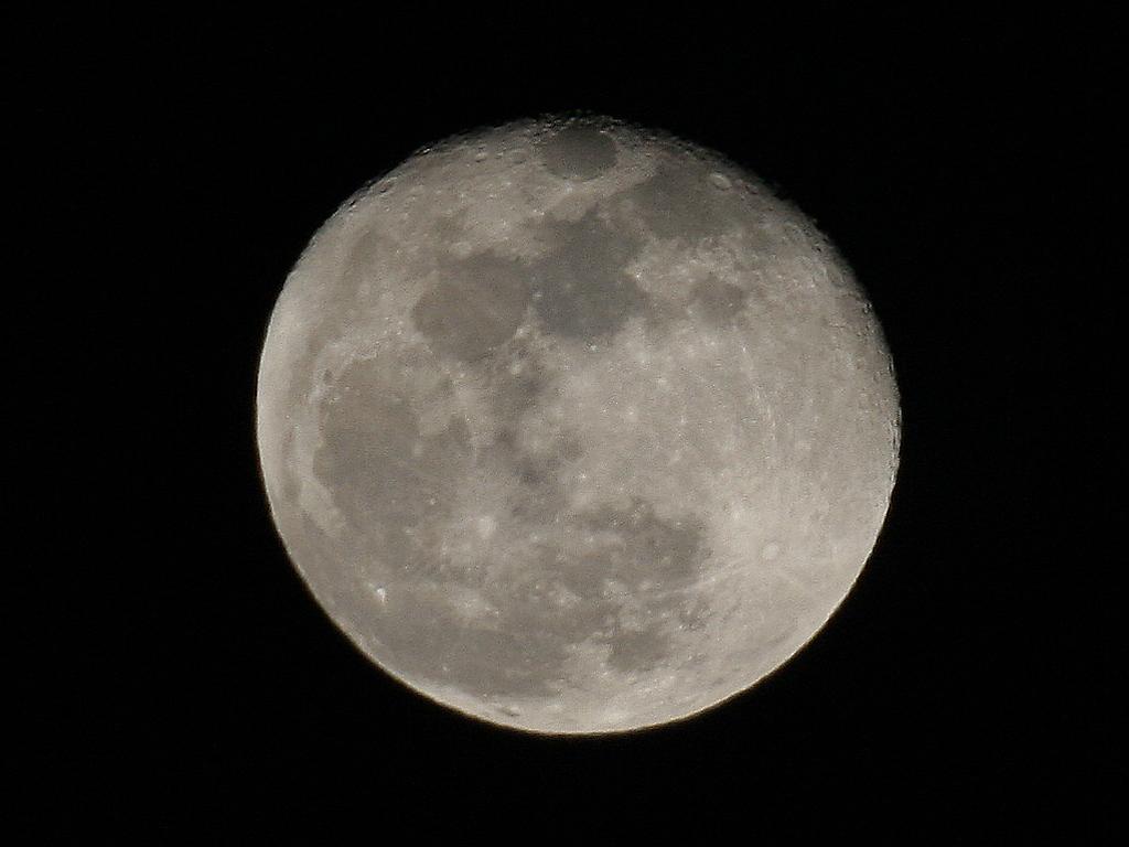 Luna llena 12-01-2009