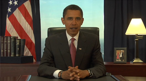 obama discurso youtube