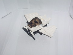 The Sparrow Glide Mode (Void Viper) Tags: ship lego space attack walker marines pilot mech