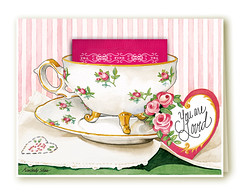 You Are Loved (Kimberly Shaw Graphics) Tags: pink heart tea valentines teacup teabag valentinesday pinkandgreen pinkstripes pinkrosebud valentinescard youareloved teacupandsaucer raspberrytea valentinesteacupcard loverosebud