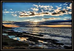 Amanecer 1 (© Marco Antonio Soler ) Tags: sea beach mar cabo playa amanecer huertas d80 mediterrneo