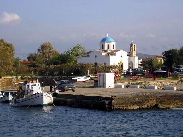 Πελοπόννησος - Μεσσηνία - Δήμος Φιλιατρών Ένα εκκλησάκι αφιερωμένο στην Παναγία, Αγρίλης