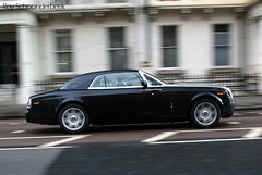 Rolls-Royce Phantom Coup (Roy Schoonderbeek) Tags: auto england lens shot britain sony united great kingdom rollsroyce 200 rolls mm dslr phantom panning coupe limousine royce coup lense dhc londen ewb 1870 objectief gespot a autogespot sonyalphaa200dslr royschoonderbeek