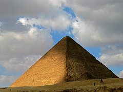Great Pyramid (Sunil Shinde) Tags: egypt cairo ancientcivilization giza greatpyramid kufu