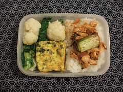 Bento Challenge week 3 - my bento n.1