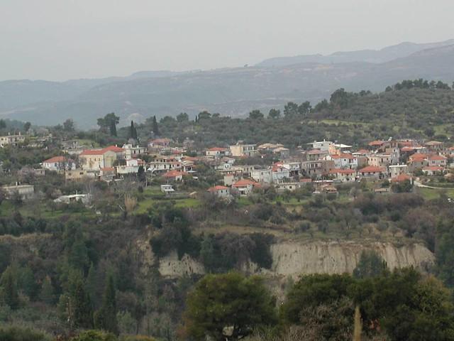 Δυτική Ελλάδα - Ηλεία - Δήμος Πύργου Φρίξα