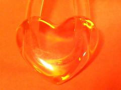 Orange heart....