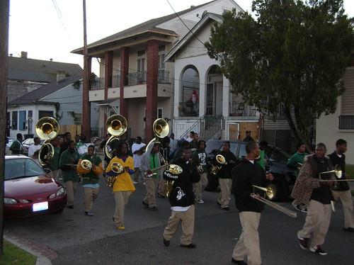 Cohen practice march