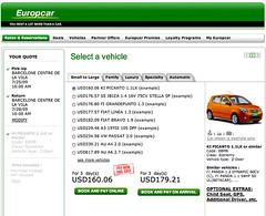 EuropCar, MyLastBite.com
